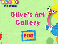 Olive the Ostrich Games