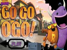 Robot Monster Go Go Go