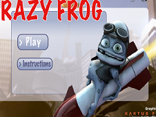 Crazy Frog Sort my Tiles