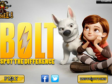 Bolt Spot the Difference