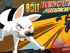 Bolt Rescue Mission