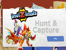Invazimals Hunt and Capture
