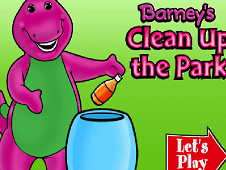 Barne's Clean Up the Park