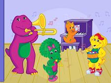 Barney's Music Band