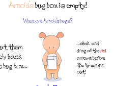 Where are Arnolds Bugs?