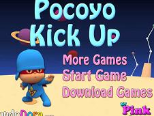 Pocoyo Kick Up