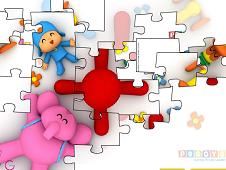 Pocoyo Puzzle