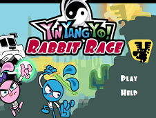 Yin Yang Yo Rabbit Race