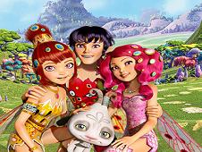 Mia and Friends Puzzle