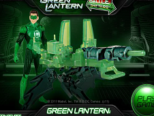 Green Lantern Battle Shifters