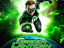 The Green Lantern Find the Alphabets