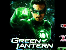 The Green Lantern Hidden Numbers