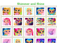 Shimmer and Shine Memory