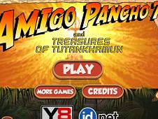 Amigo Pancho 7 Treasure of Tuthankhamon