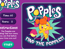 Vintage Popples coloring page | Coloring pages, Coloring books ... | 170x226