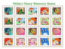 Mika's Diary Memory