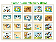 Puffin Rock Memory