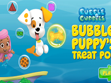 Bubble Puppy's Treat Pop