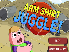 Clarence Arm Shirt Juggle