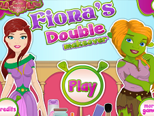 Fiona's Double Makeover