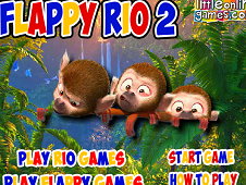 Flappy Rio