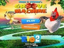 Rio 2 Groove Machine