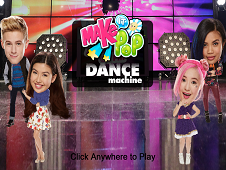 Make it Pop Dance Machine