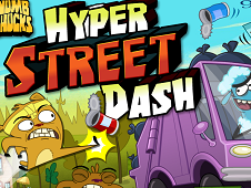 Numb Chucks Hyper Street Dash