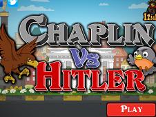 Chaplin vs Hitler