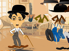 Charlie Chaplin Dress Up 2