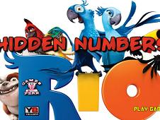 Rio 2 Hidden Numbers