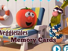 Veggie Tales Memory Cards