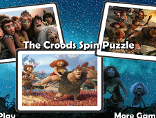 The Croods Spin Puzzle
