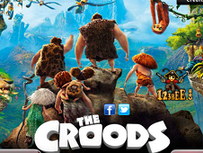 The Croods Spot the Difference 2