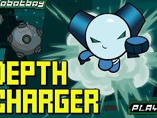 Robotboy Depth Charger