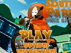 South Park Bike Game