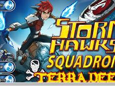 Storm Hawks Squadron Terra Deep