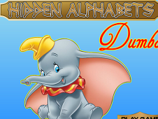 Hidden Alphabets Dumbo
