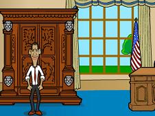Obama in Narnia