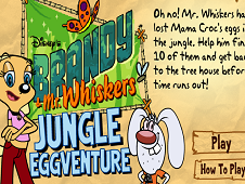 Brandy And Mr Whiskers Jungle Eggventure - Games-Kids.com