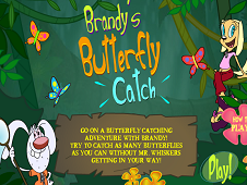 Brandy's Butterfly Catch