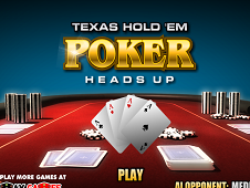 Texas Hold'Em Heads Up Poker