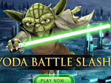 Yoda Battle Splash