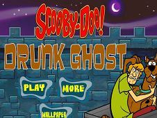 Scooby Doo Drunk Ghost