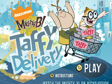 Mighty B Taffy Delivery