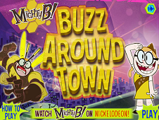 Mighty B Buzz Around Town