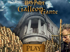 Harry Potter Galleon Game