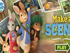 Peter Rabbit Make a Scene
