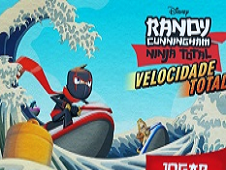 Randy Cunningham Velocidade Total