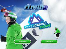 Kayla's Downhill Escape